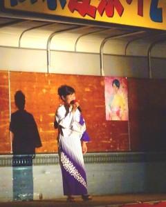 2015夏祭り林久美子